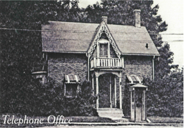 telephone office